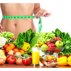 Программа питания женская 40-50 кг.